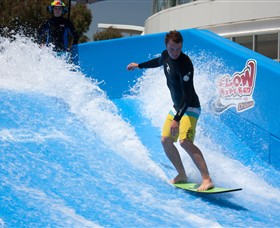 MSAC FlowRider - Accommodation in Brisbane