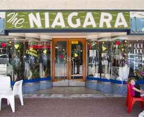 Niagra Cafe - Accommodation in Brisbane