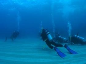 Man and Wife Rocks Dive Site