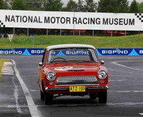 National Motor Racing Museum - Accommodation in Brisbane