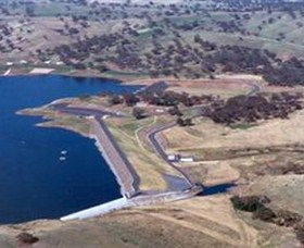 Chifley Dam - Accommodation in Brisbane