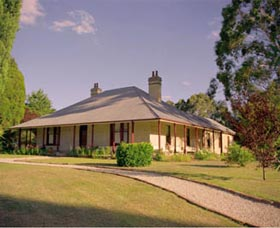 Eskbank House and Museum - Accommodation in Brisbane