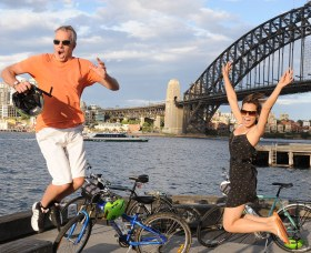 Bikebuffs - Sydney Bicycle Tours - Accommodation in Brisbane