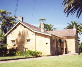 Carss Cottage Museum - Accommodation in Brisbane