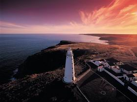 Cape Willoughby Lightstation - Cape Willoughby Conservation Park - Accommodation in Brisbane