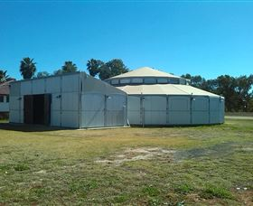 Augathella Q150 Shed - Accommodation in Brisbane