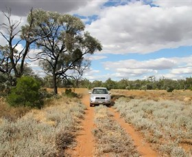 Augathella 4x4 Stock Route Trail - Accommodation in Brisbane