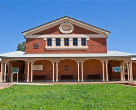 Cobar Heritage Walk - Accommodation in Brisbane