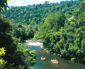 Tully Gorge National Park - Accommodation in Brisbane