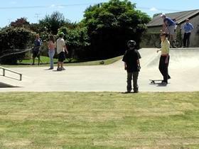 Penola Skatepark - Accommodation in Brisbane
