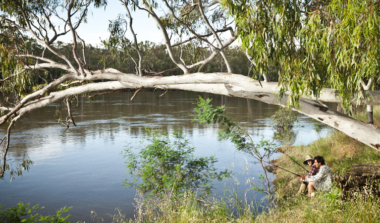 Murray Valley National Park - Accommodation in Brisbane