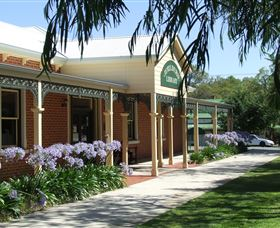 Jerilderie Library - Accommodation in Brisbane