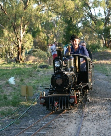 Jerilderie Steam Rail - Accommodation in Brisbane