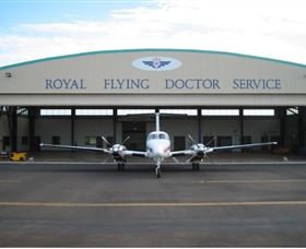 Royal Flying Doctor Service Dubbo Base Education Centre Dubbo - Accommodation in Brisbane