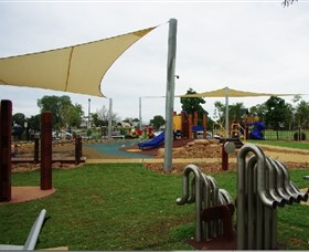 Livvi's Place Playground - Accommodation in Brisbane