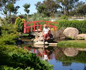 Wellington Osawano Japanese Gardens - Accommodation in Brisbane