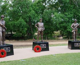 VC Memorial Park - Honouring Our Heroes - Accommodation in Brisbane