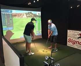 GolfTec - Accommodation in Brisbane