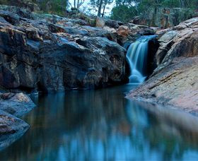 Gooram Falls - Accommodation in Brisbane