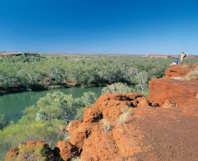 Fortescue River - Accommodation in Brisbane