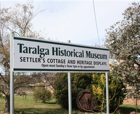Taralga Historical Society Museum - Accommodation in Brisbane