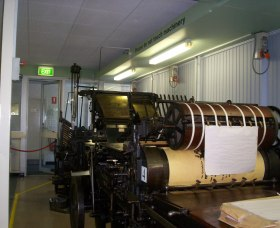 Queanbeyan Printing Museum - Accommodation in Brisbane
