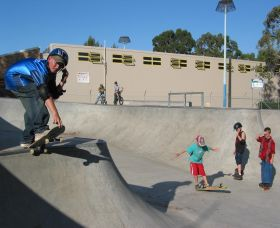 Goulburn Skate Park - Accommodation in Brisbane