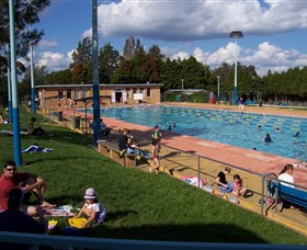 Goulburn Aquatic and Leisure Centre - Accommodation in Brisbane