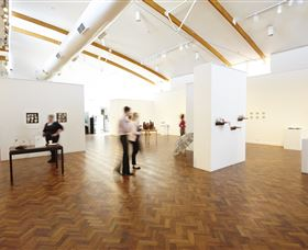 Goulburn Regional Art Gallery - Accommodation in Brisbane