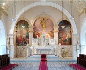 Sacred Spaces at the Sisters of Mercy Convent