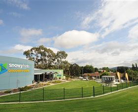 Snowy Mountains Hydro Discovery Centre - Accommodation in Brisbane