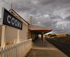 Cooma Monaro Railway - Accommodation in Brisbane
