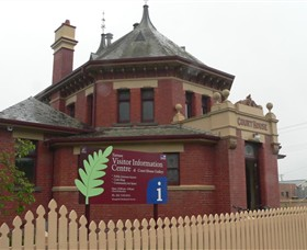 Yarram Courthouse Gallery Inc - Accommodation in Brisbane