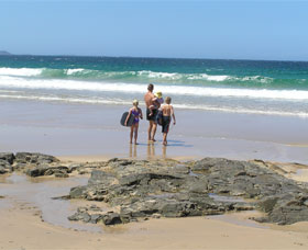Shellharbour Beach - Accommodation in Brisbane
