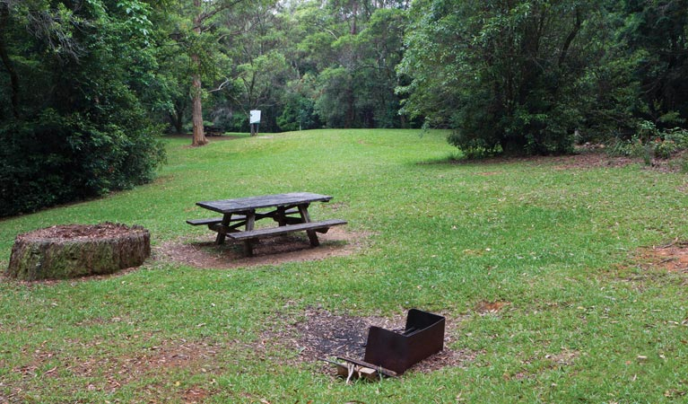 Never Never picnic area - Accommodation in Brisbane