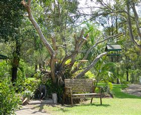 Mondrook Garden Cafe Gallery and Function Centre - Accommodation in Brisbane