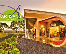 Artisans On The Hill - Accommodation in Brisbane