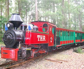 Timbertown Heritage Theme Park - Accommodation in Brisbane