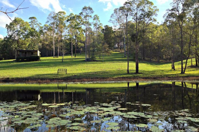 Melawondi Spring Retreat - Accommodation in Brisbane