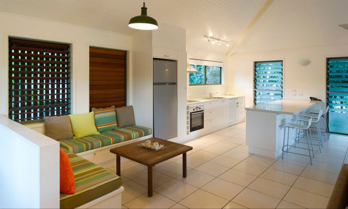 The Retreat Beach Houses - Accommodation in Brisbane