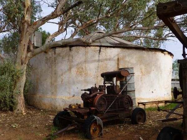 Hermannsburg Historical Precinct - Accommodation in Brisbane