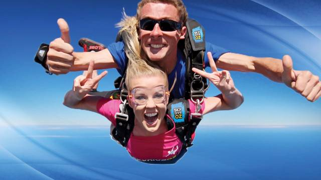 Skydive Oz Canberra - Accommodation in Brisbane