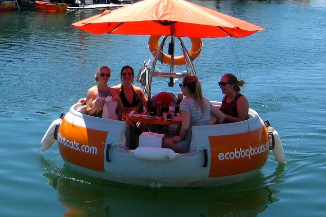 Self-Drive BBQ Boat Hire Mandurah - Group of 3 - 6 people - Accommodation in Brisbane