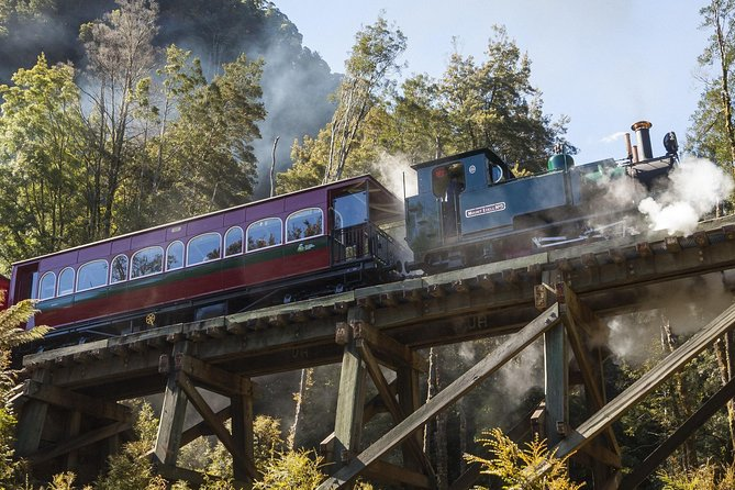 West Coast Wilderness Railway Queenstown Explorer from Strahan - Accommodation in Brisbane