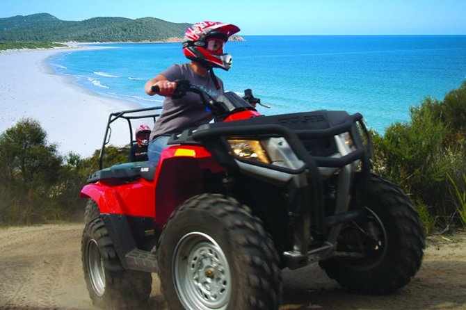 Half-Day Guided ATV Exploration Tour from Coles Bay - Accommodation in Brisbane