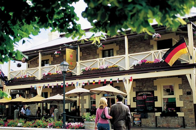 Adelaide Hills and Hahndorf Half-Day Tour from Adelaide - Accommodation in Brisbane