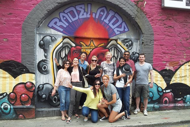 Adelaide City Food and Street Art Walking Tour - Accommodation in Brisbane