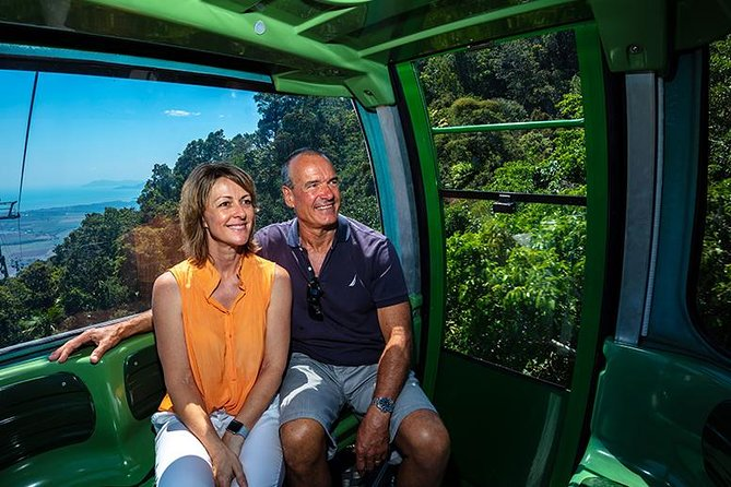 Skyrail Rainforest Cableway Day Trip from Palm Cove - Accommodation in Brisbane
