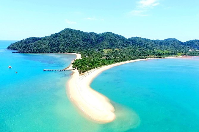 Dunk Island Round-Trip Water Taxi Transfer from Mission Beach - Accommodation in Brisbane