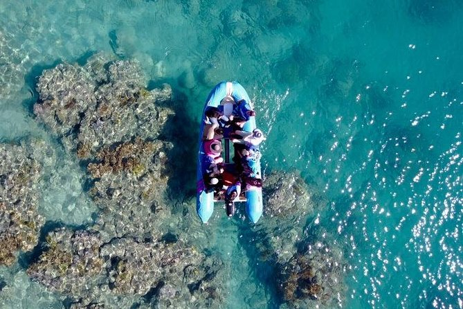 Glass-bottom boat tour with Whitehaven Beach - Accommodation in Brisbane